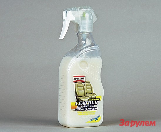 Leather cleaner & conditioner Smash 7139/7330